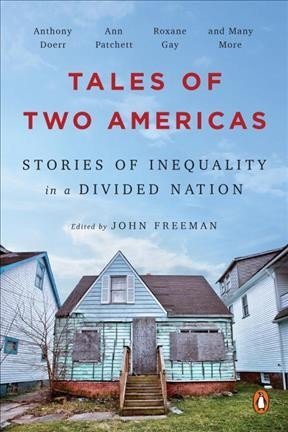 Tales of Two Americas book cover