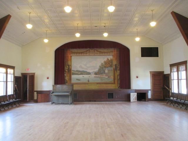 Fairlee Town Hall Auditorium