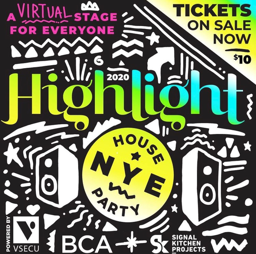 BCA Highlight NYE Party