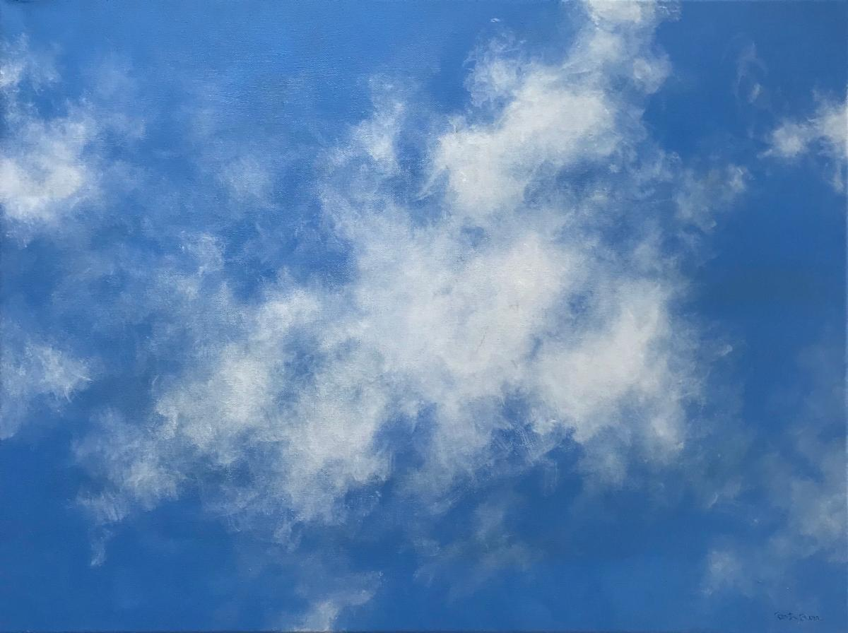 A skyscape by Berta Burr