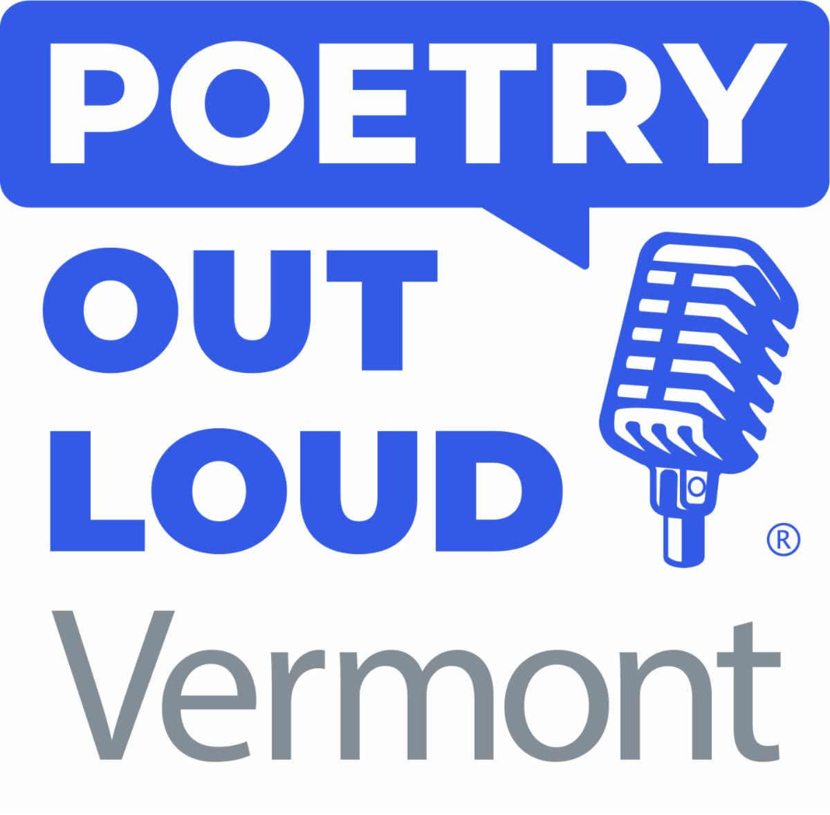 Poetry Out Loud Vermont