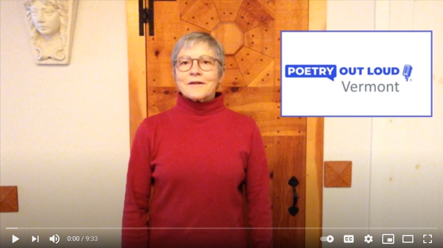 Morgan Irons Poetry Out Loud Training Video Understanding and Performance