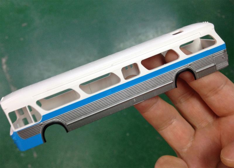 STCUM bus model