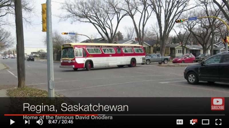 Rapido Bus Regina