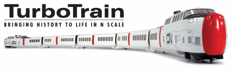 Rapido Turbo Train