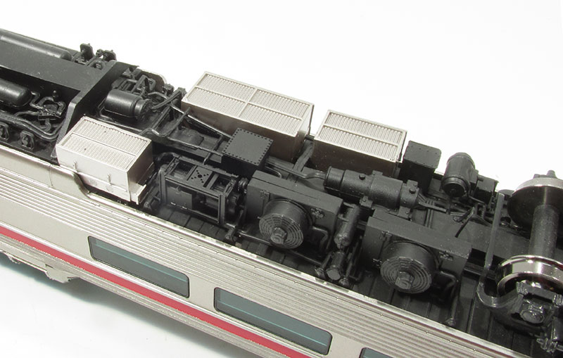 Dome Car Chassis