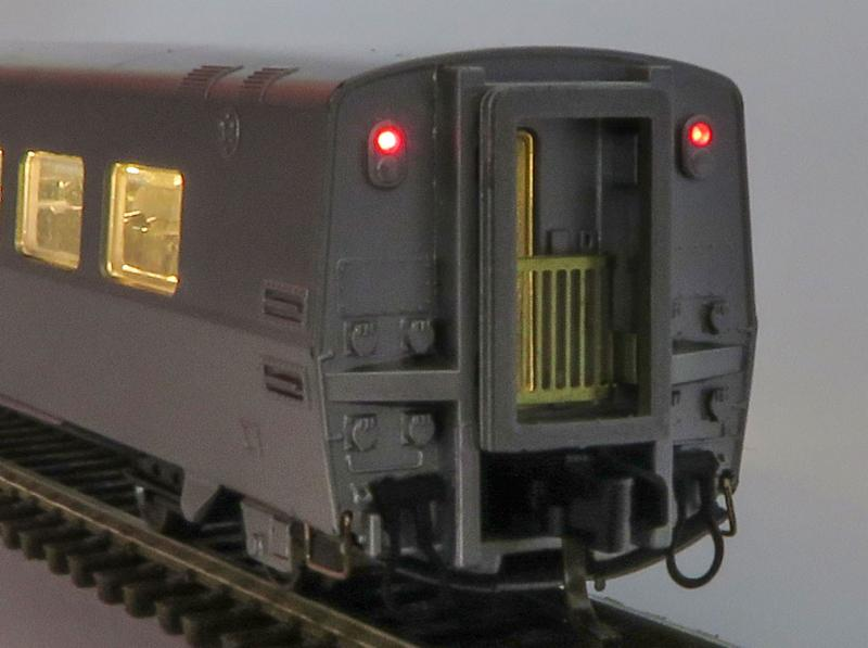 Rapido VIA LRC N Scale