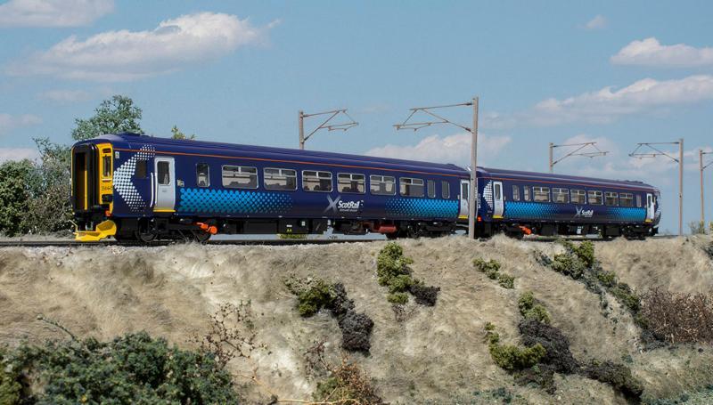 Rapido Class 156 OO