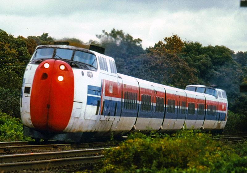 Amtrak Turbo