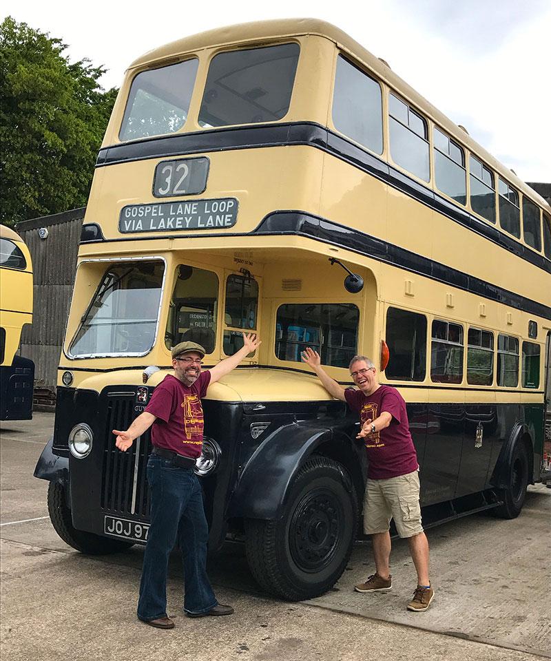 Brummie Bus