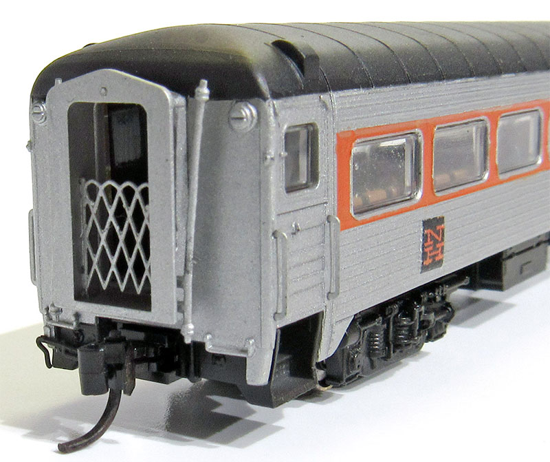 Rapido N scale New Haven
