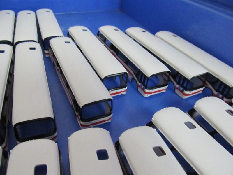 TTC bus models