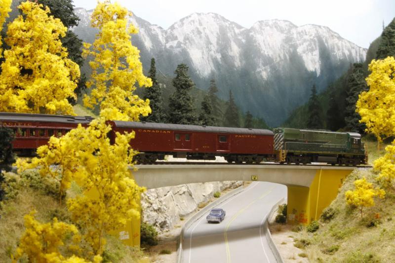 Chris Dittmar Model Railroad