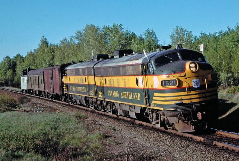 ONR Mixed Train