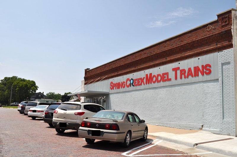 Spring Creek Model Trains
