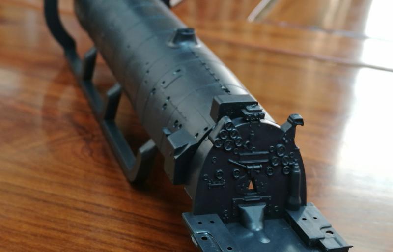 Royal Hudson Boiler