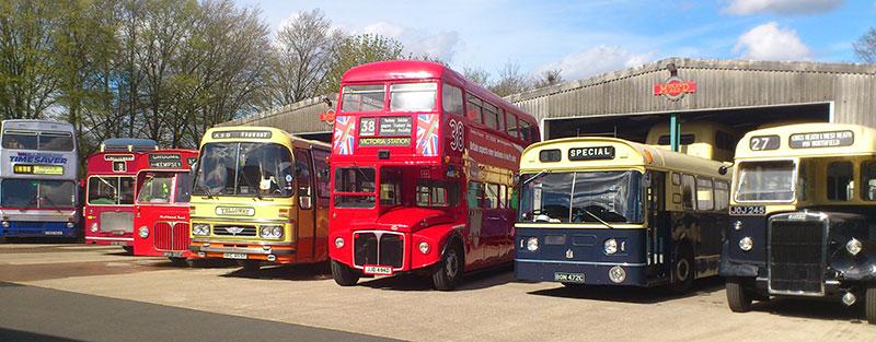 Wythall Transport Museum