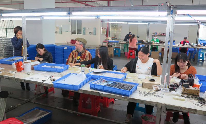 Rapido factory China