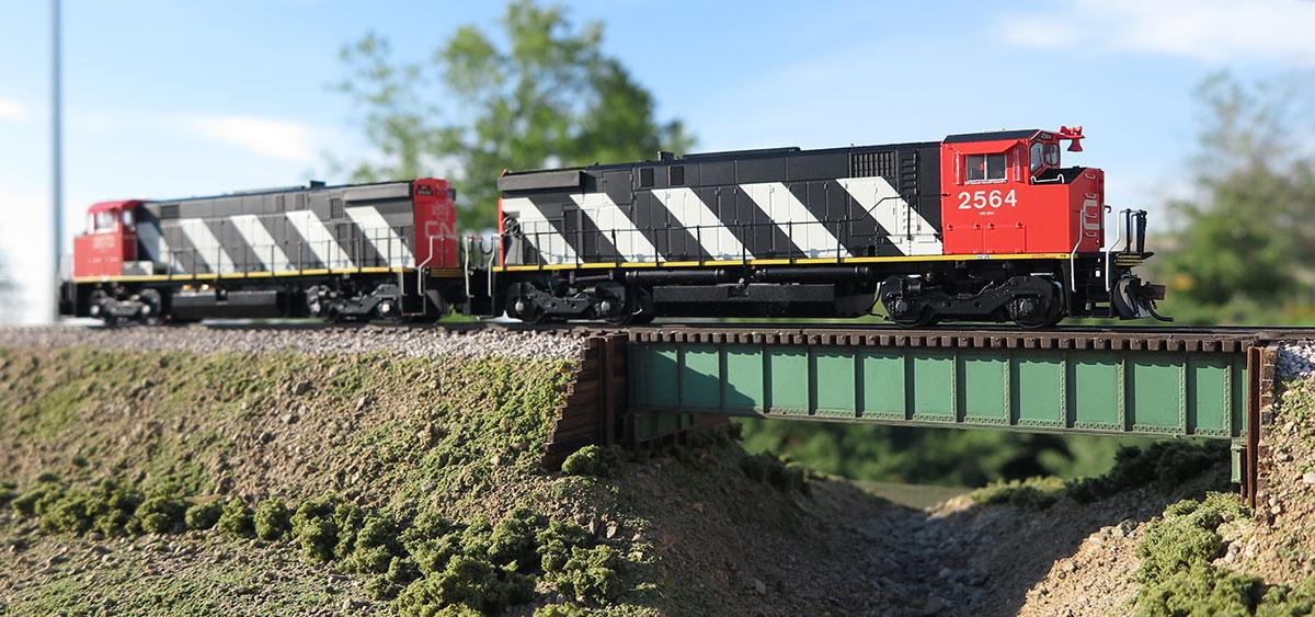 CN Locomotive