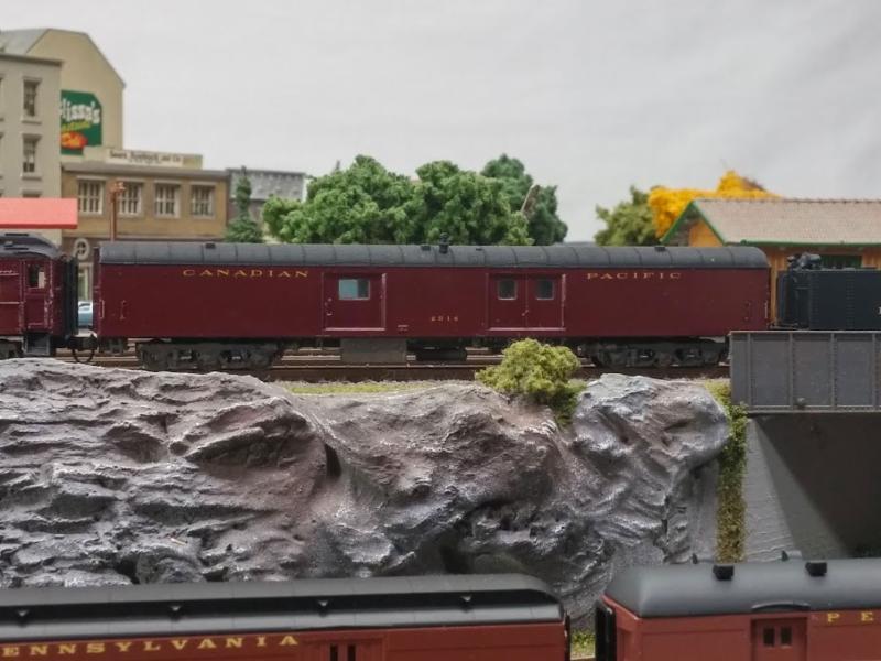 McGrattan Train PRR