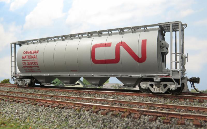 CN 3800 hopper