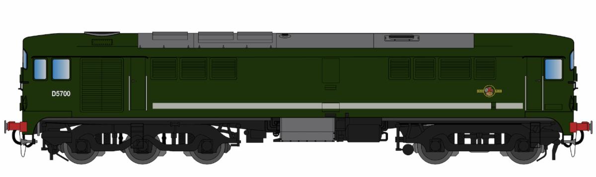 Rapido Class 28
