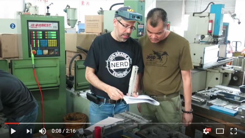 Rapido Tooling Factory