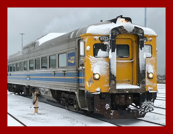 RDC 6133 Snow