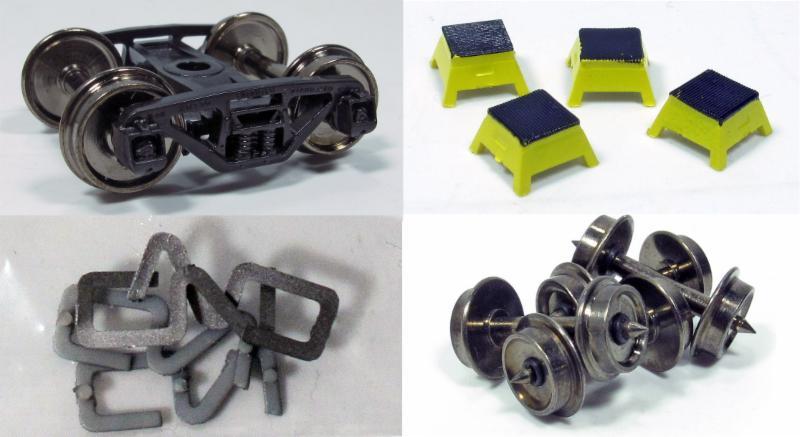 Rapido parts