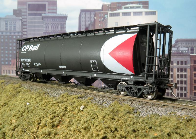 CP Rail Hopper