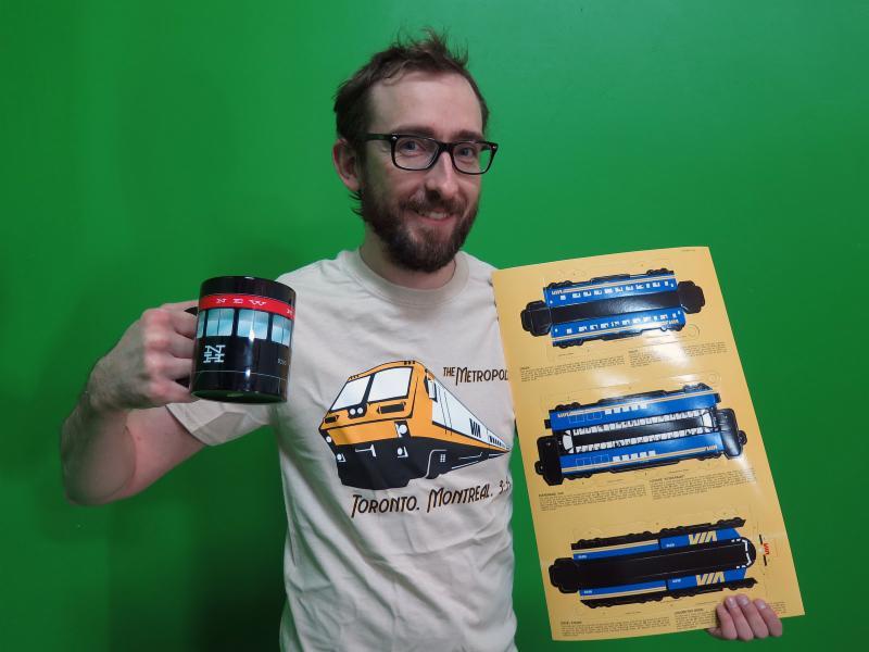Rapido Railfan Gifts