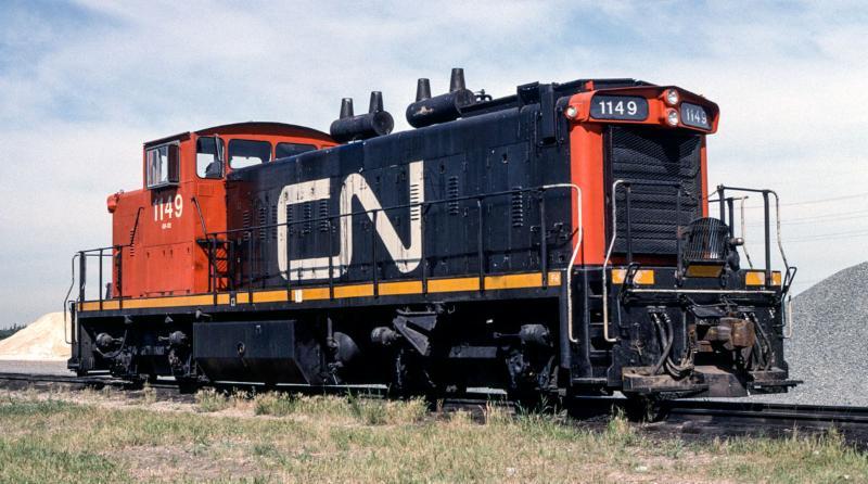 CN GMD1 1100 1149