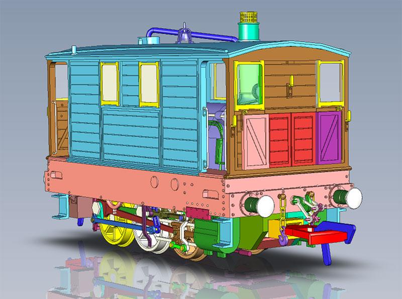 Rapido J70 Toby