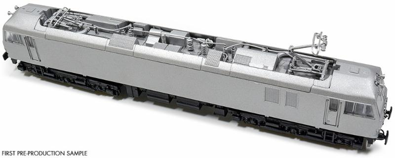 N gauge Class 92