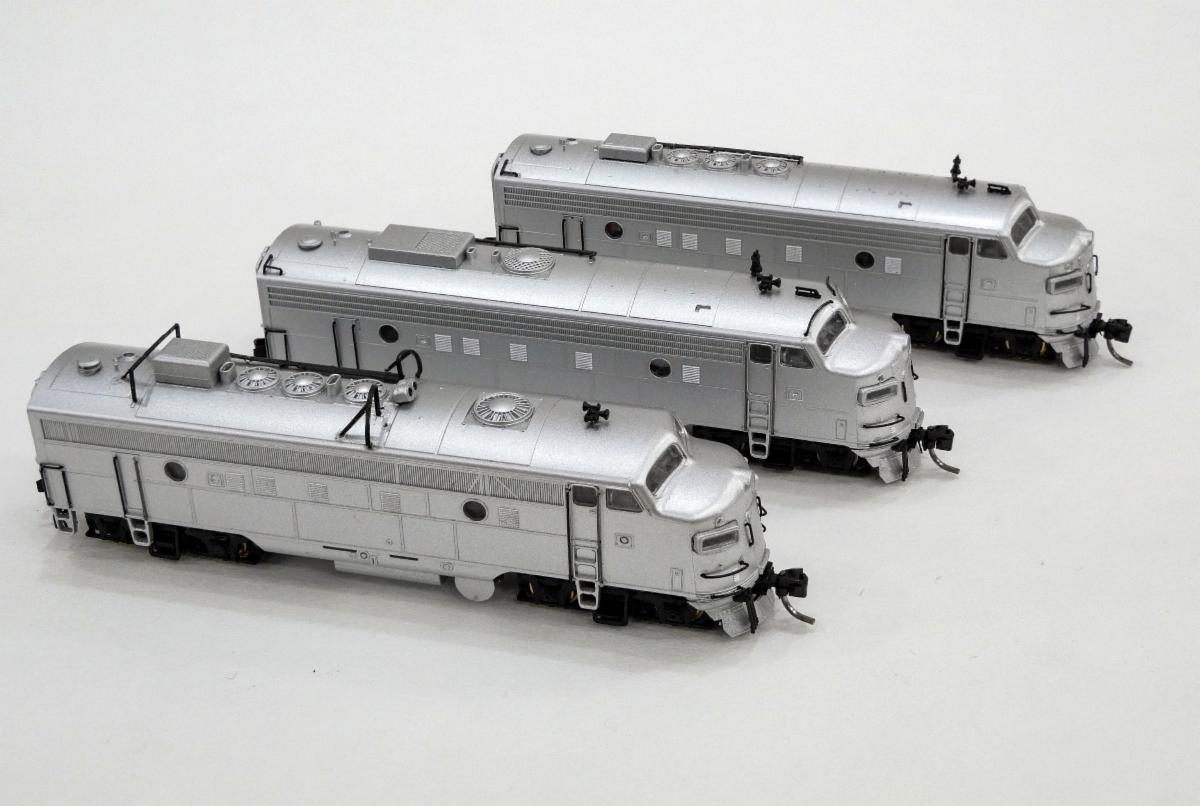 Rapido N Scale FP9A