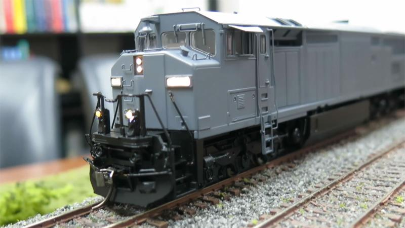 Rapido CN BCR Dash 8