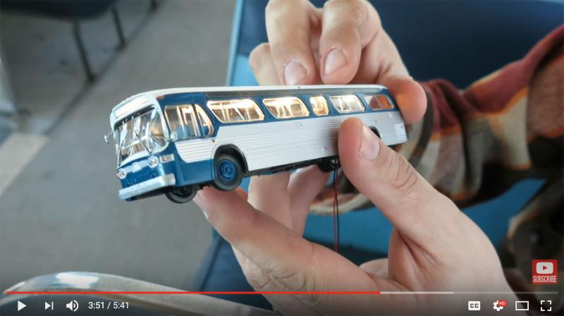 New Look Bus Video