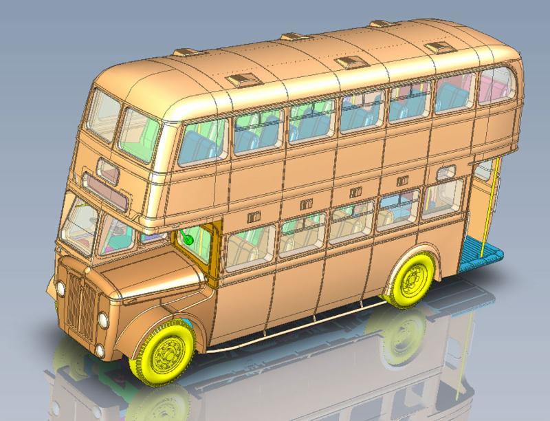 Rapido Bus BCT