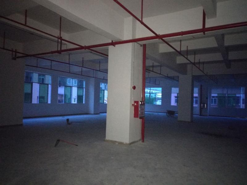 Rapido factory space
