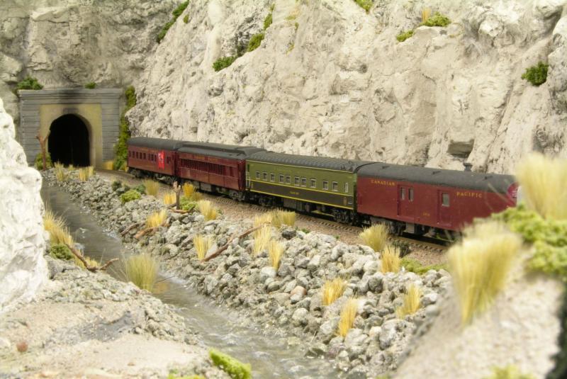 Mike McGrattan Memorial Train Peteski