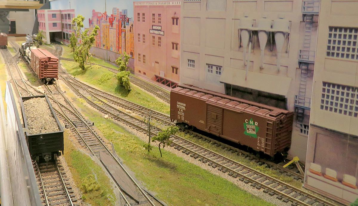 Fond Du Lack HO switching layout