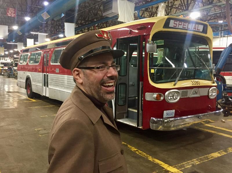 Rapido Bus TTC