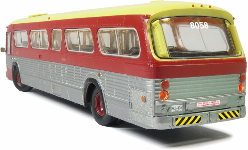 Fishbowl Bus Model