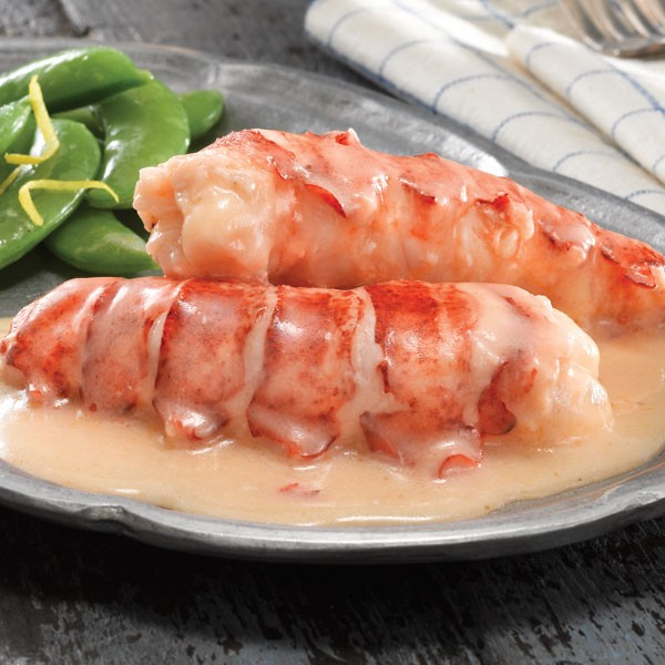 Incredible Butter-Champagne Poached Lobster Recipe