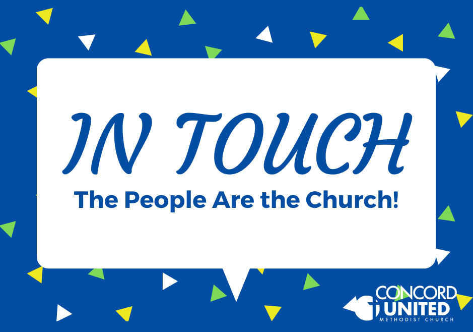 Click here for the In Touch message for the day.