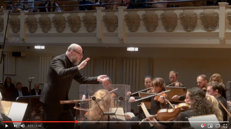 Ken's July 2019 Update | Kenneth Woods - conductor