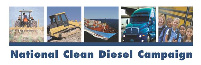 National Clean Diesel Campaign logo
