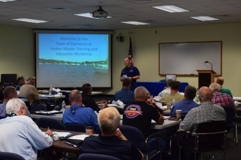 Harbor Masters Training Workshop