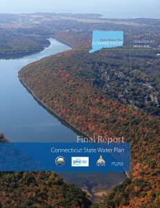 State Water Plan Report cover