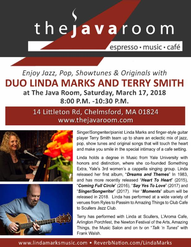 Java Room March 17